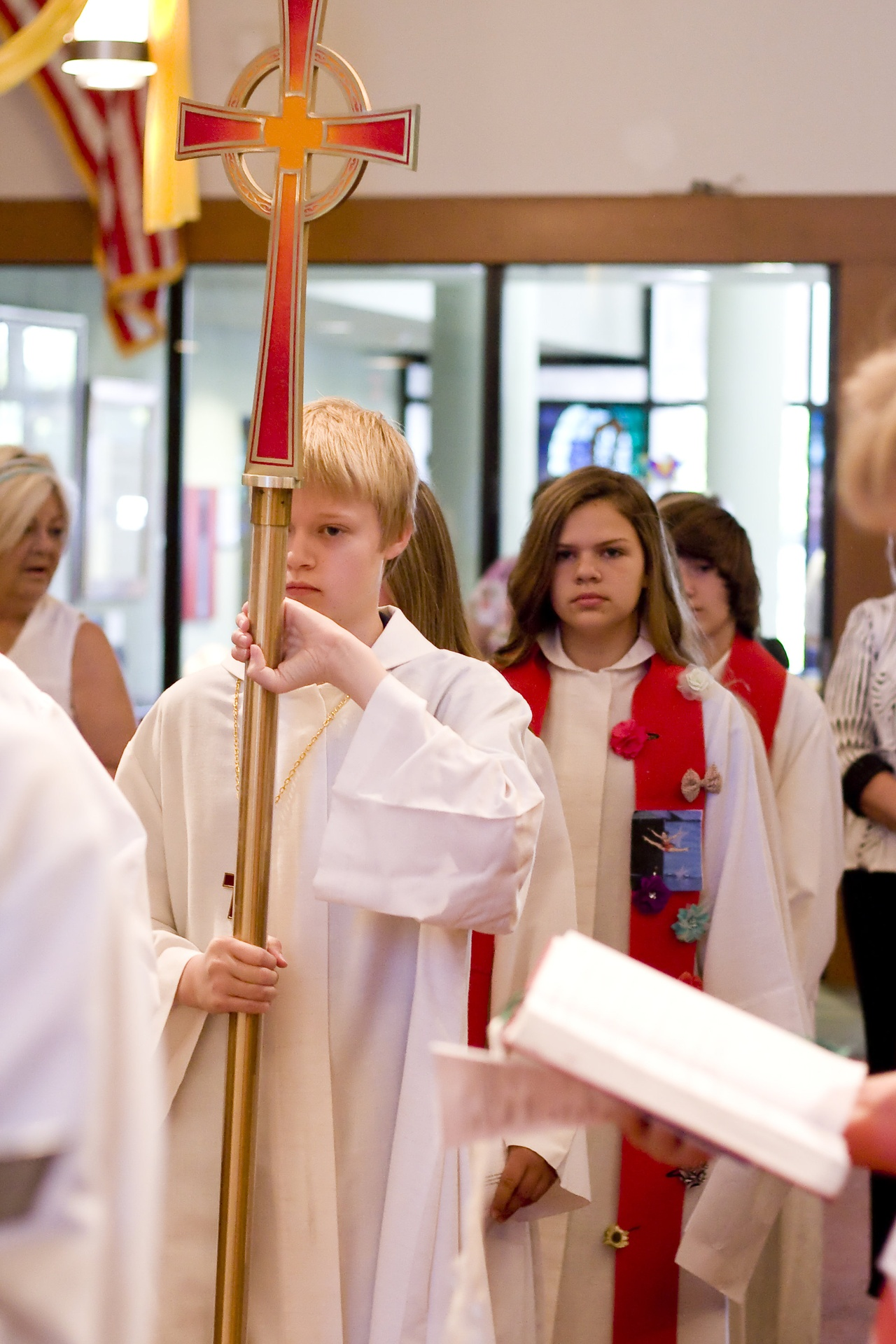 2014 Confirmation Procession